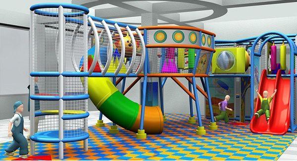 оборудование для детского развлекательного центра